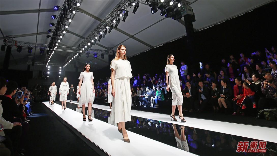 第三届衡阳时装周将于27日在连卡福广场亮相