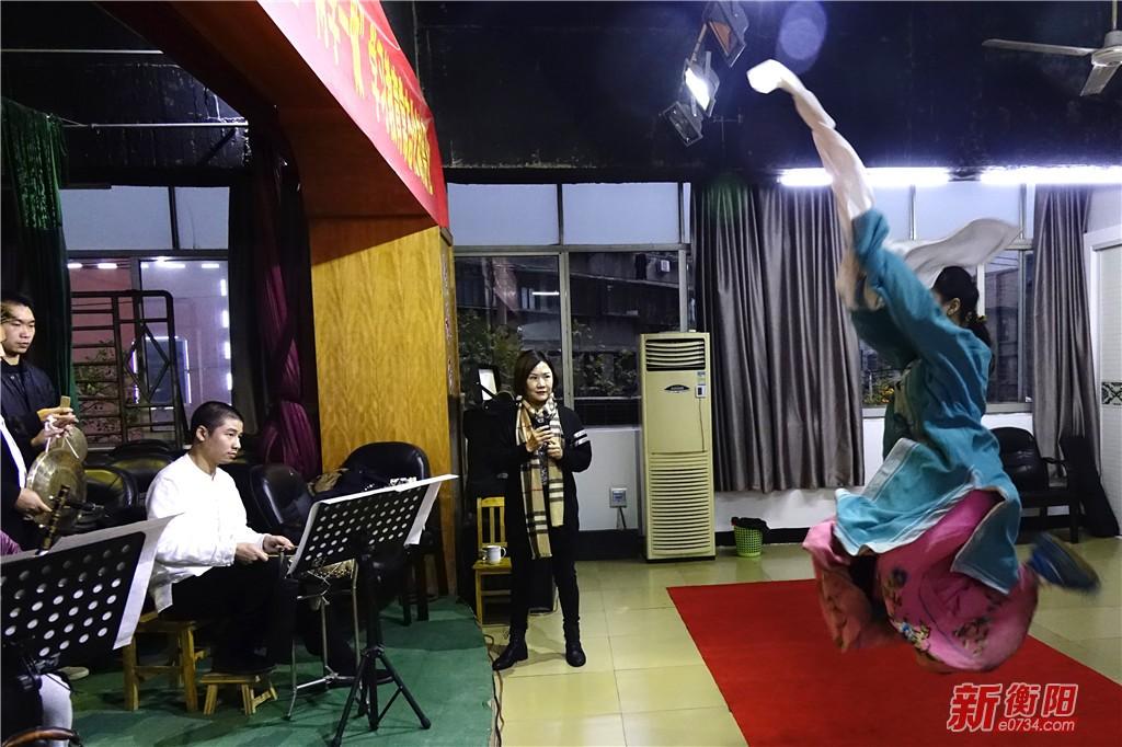 衡阳湘剧刘娜版《宇宙锋》即将亮相长沙比赛