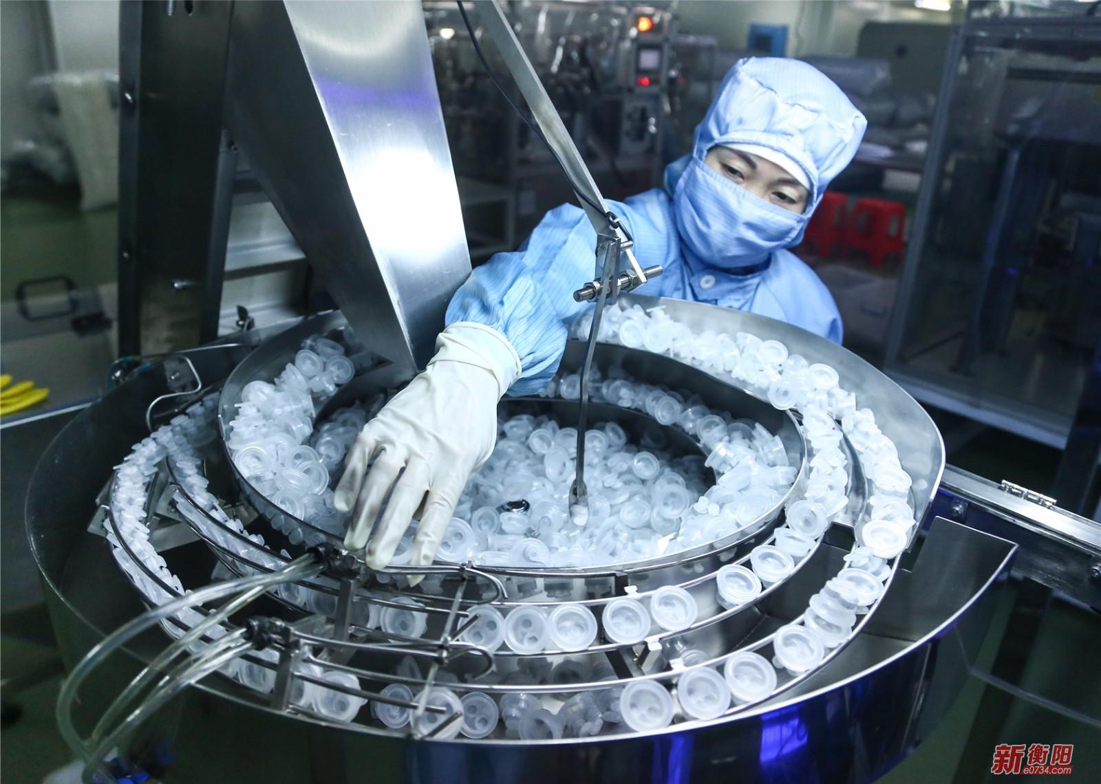 小瓶盖承载大产业 乐福地医药包材规模成全国前三