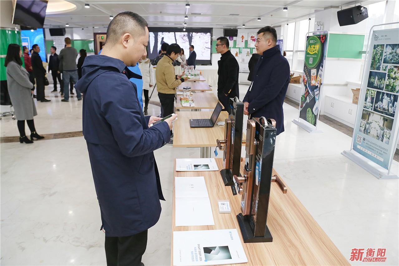 湖南海归创新创业领袖峰会在衡阳高新区举行
