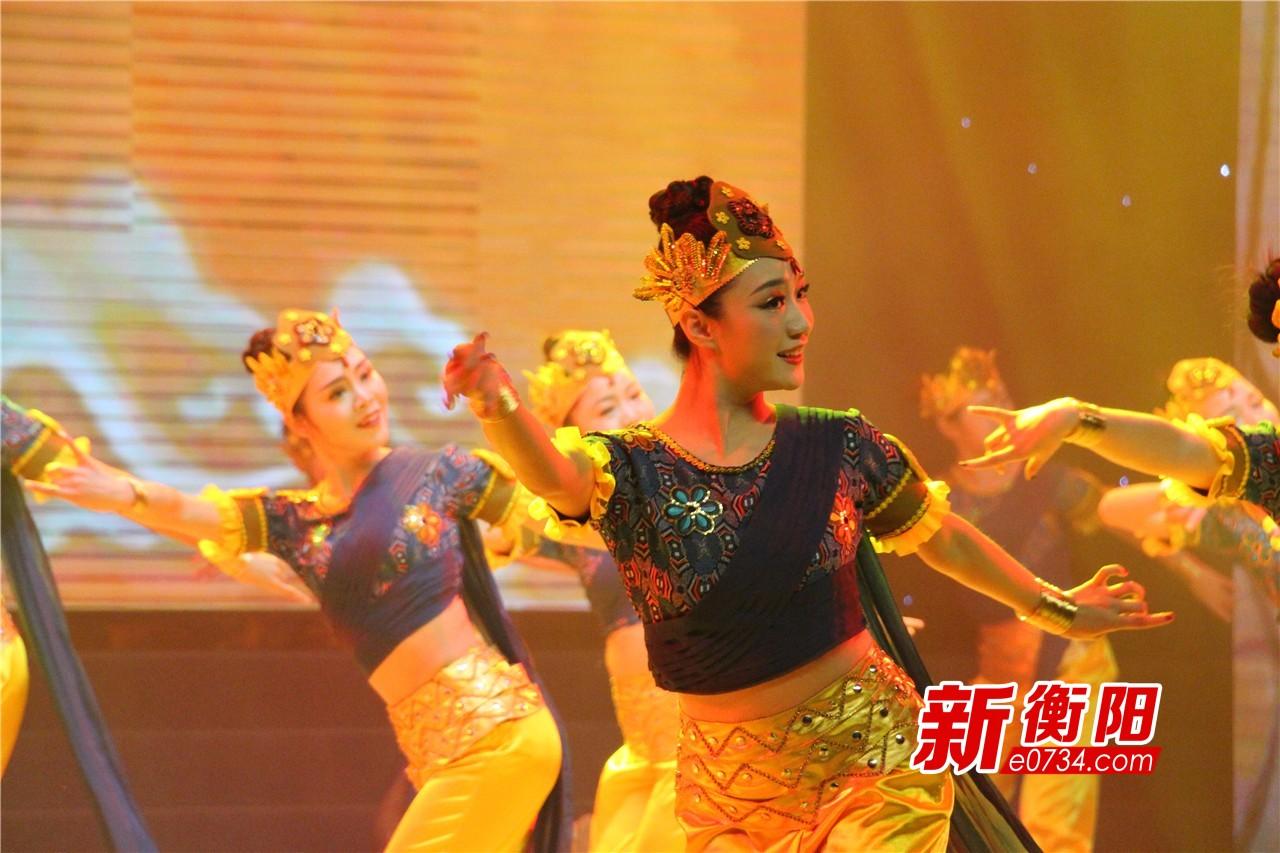 """衡阳高新区第二届""""最・高新""""文化艺术节正式开幕"""