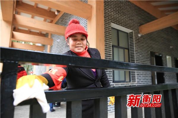 """衡阳县新建、改造52座公厕 打响""""厕所革命"""""""