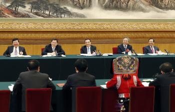 李克强参加湖南代表团审议