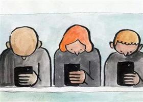 什么APP好玩到走路也捧手机?别在低俗流行中失去自我
