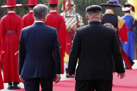 不满韩美军演 朝鲜叫停北南高级别会谈