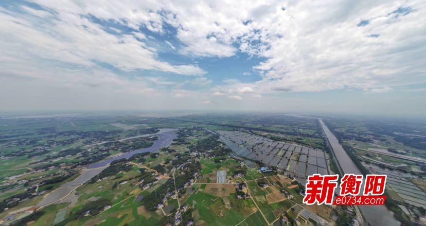 【美丽中国长江行】益阳赫山打造现代农业改革发展范本