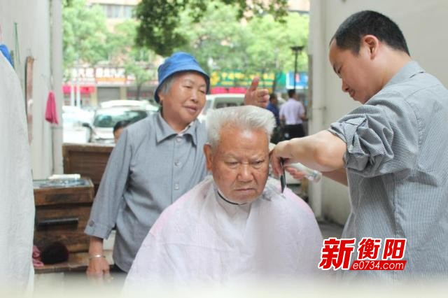 传承三代的理发手艺做到极致就是文化