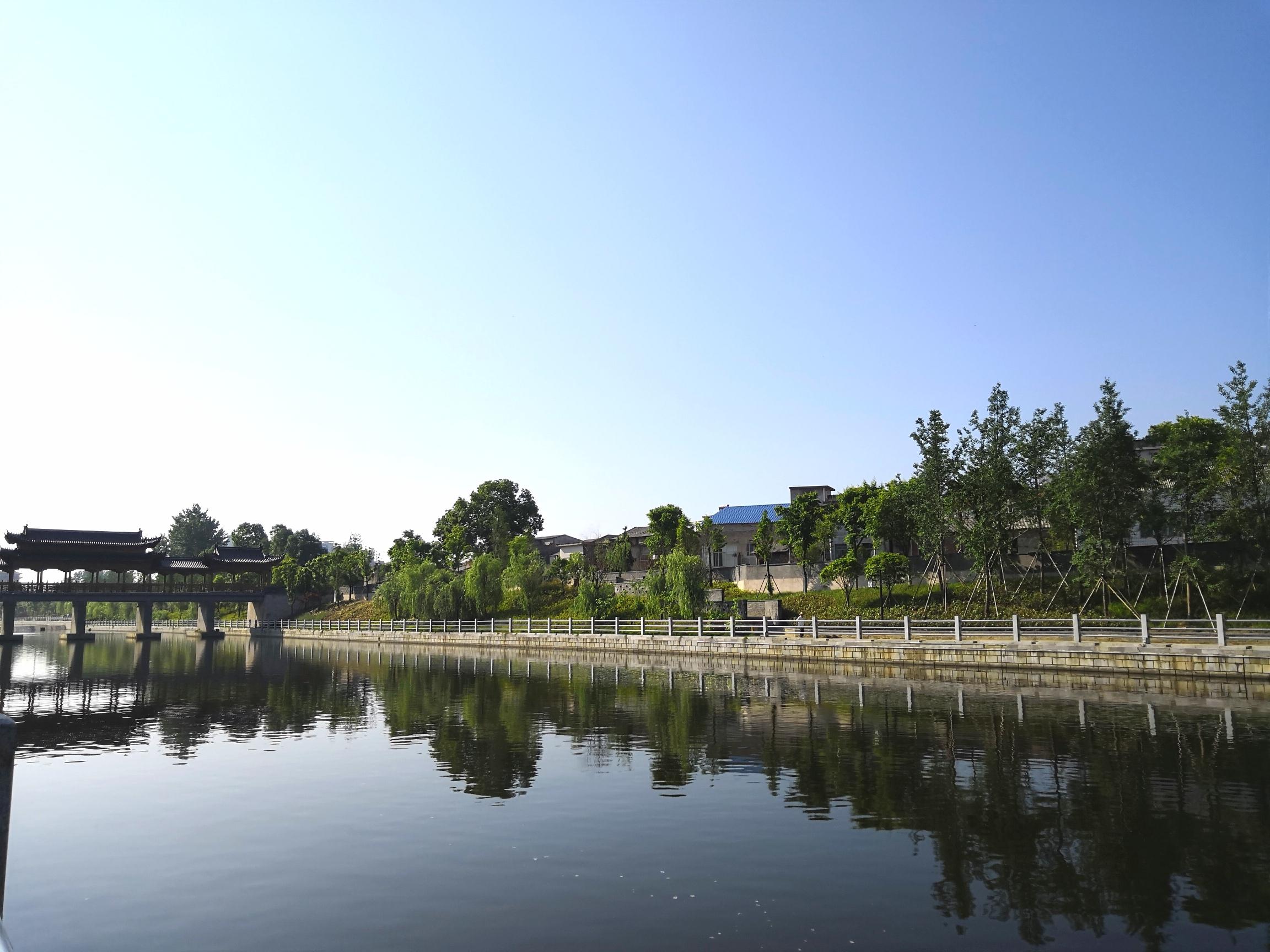 【美丽中国长江行】问渠哪得清如许,雷溪河水换新颜