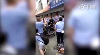 2人被停职!耒阳综合执法局、交警队冲突事件的通报