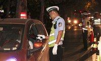 上周末湖南全省查获701起酒驾 岳阳查处酒驾最多
