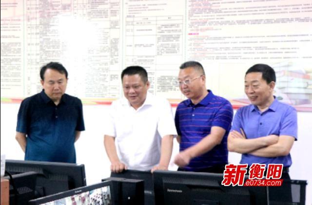 高考进行时!衡南县检查高考考前准备和保障工作