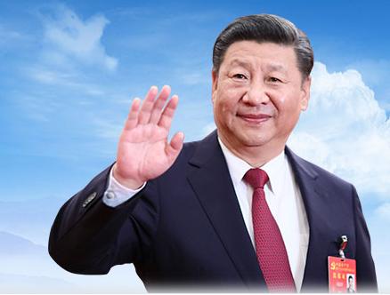"""习近平向俄罗斯总统普京颁授""""友谊勋章"""""""