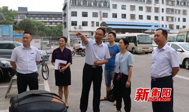 衡阳市安委会专项督查南岳区安全生产重点工作