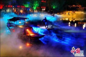 第二十三届中国周庄国际旅游节尽显水乡魅力