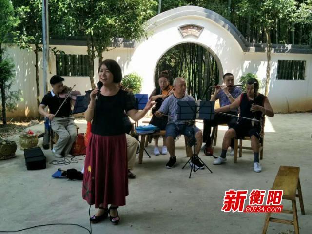 国际禁毒日:湘北社区党总支开展户外拓展活动