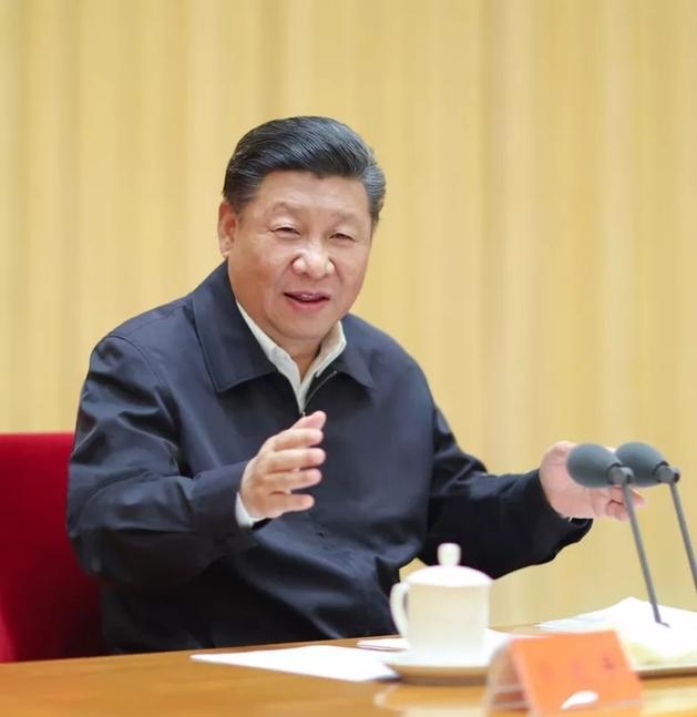 习近平首次论述新时代党的组织路线 以五个体系建设高素质干部队伍