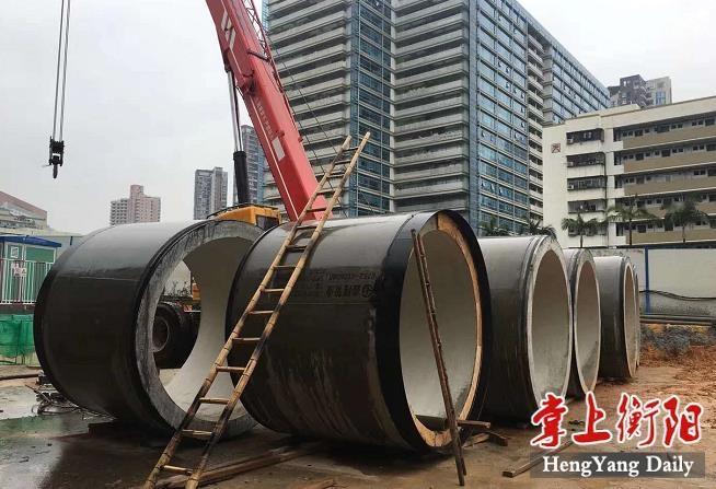 红湘东路12日开始施工,约5个月结束