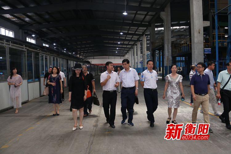 """承接产业转移 广西、衡阳共建华南发展""""桥头堡"""""""