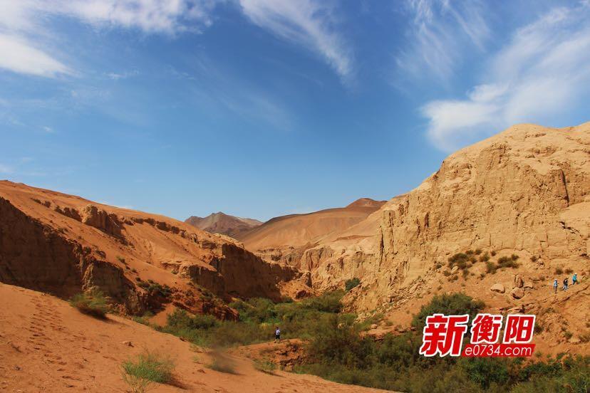 我从新疆来①火焰山下探秘古丝绸之路重镇吐峪沟