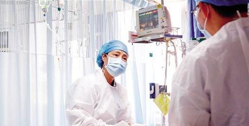 【中国梦·践行者】她爱上工作并享受工作:救人是做医生最大的成就