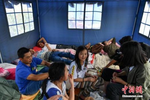 云南通海两次5.0级地震:7万余人受灾 暂无人员死亡