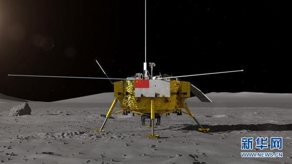 嫦娥四号月球车长这样!全球征名,快来参与