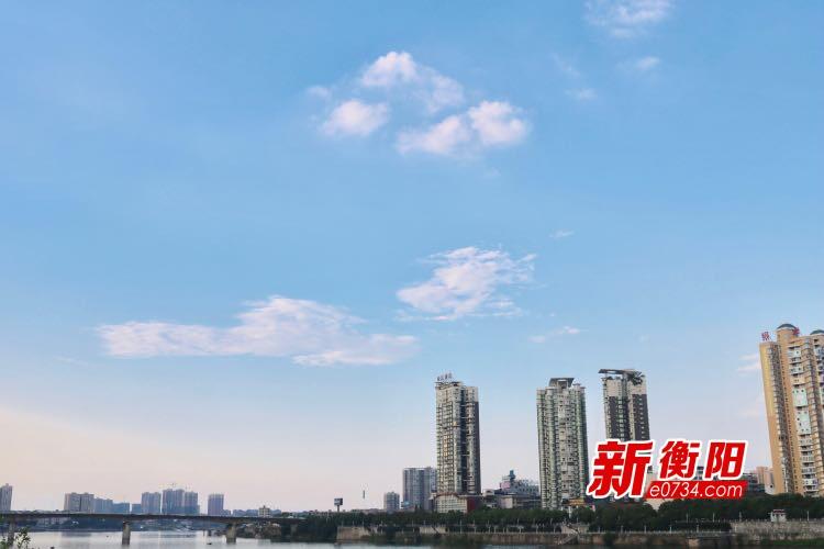 """台风""""苏力""""预备登陆 衡阳21日起将""""清凉一下"""""""