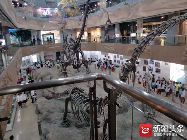【云游新疆】时光穿梭 在新疆博物馆感受历史文化的魅力