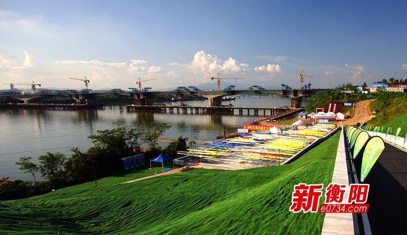 喜迎省运会:滨江新区以最优环境迎接精彩赛事