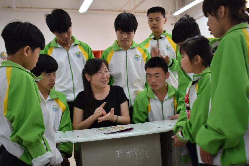 """党红妮:书写特殊教育者的""""不凡"""""""
