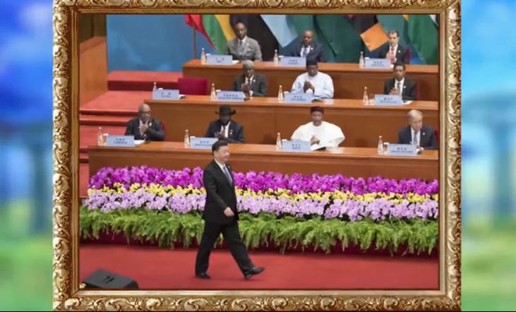团结·智慧·勇气——习近平主席主持中非合作论坛北京峰会 纪实