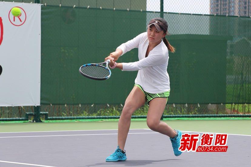 """全景省运:网球少女黄姿仪期待成为下个""""李娜"""""""