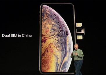 12799元!史上最大最贵iPhone来袭 中国版支持双卡