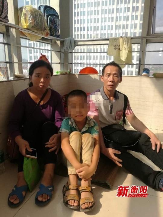 衡阳祁东9岁女孩严重烧伤命悬一线 亟待您的援助