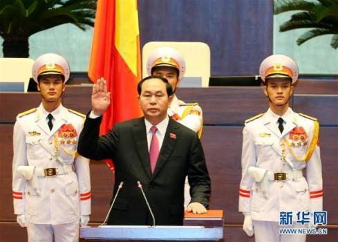越南国家主席陈大光因病医治无效去世 享年61岁