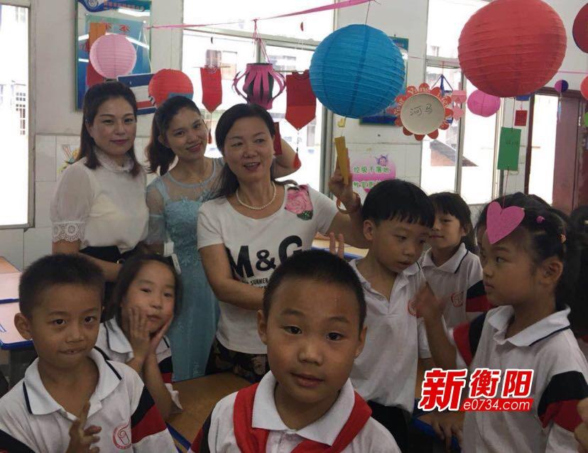 举行传统文化衡阳环城南路主题规定中秋小学入学弘扬小学生图片