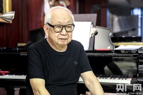 作曲家王立平:与改革开放联系最密切的一代人 要在新时代创造自己的幸福和未来
