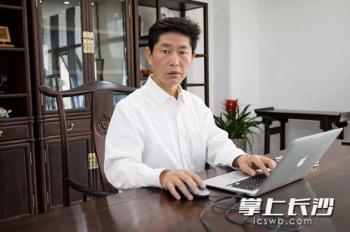 放弃国外高薪 湖南伢子返乡创业 15年铸就一家龙头企业