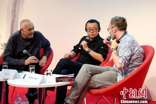 对话作家刘慈欣:梦想写作科幻版《战争与和平》