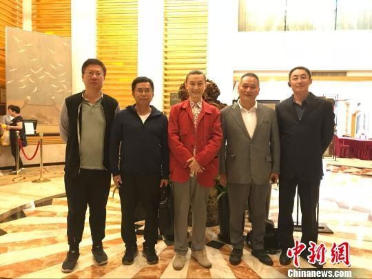 旅日京剧表演艺术家吴汝俊访闽