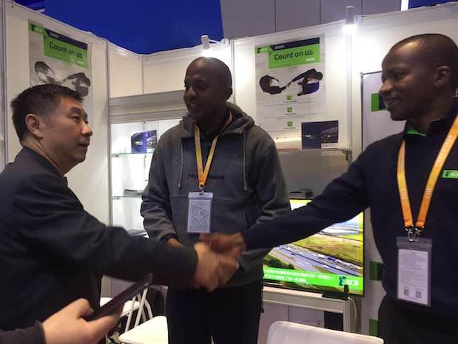 肯尼亚银行展商:中国市场真大,明年来开首个办事处