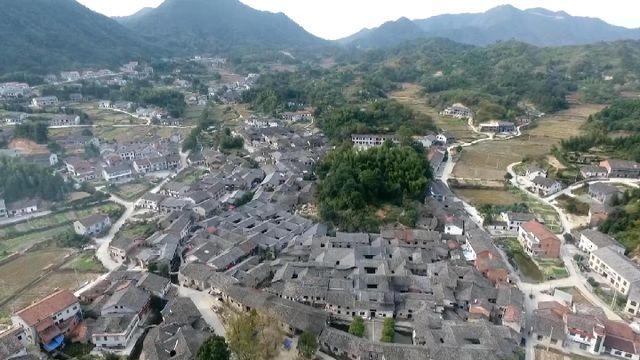瞰中国|美丽乡村:聚族而居的古村落