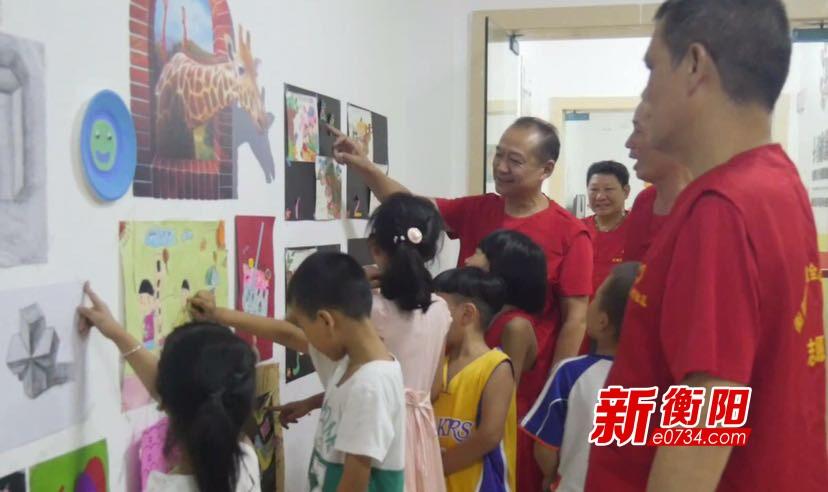 """司前社区开设""""四点半课堂""""为孩子讲述衡阳好故事"""