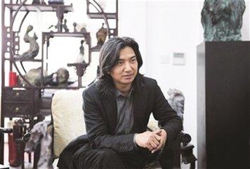 吴为山就任法兰西艺术院通讯院士