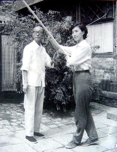 京剧名家宋丹菊:学戏需刻苦 会唱戏也要会做人