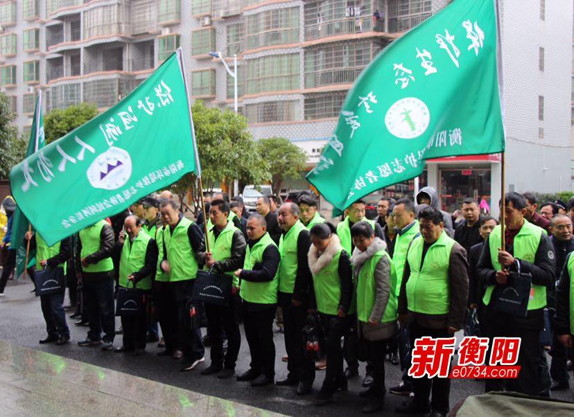衡南县启动民间河长制  36名民间河长有名有实