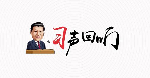 【习声回响】庆祝改革开放40周年系列微视频(二):推动