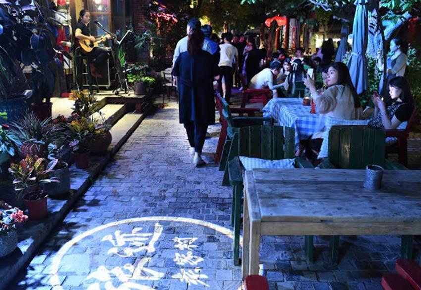 """美丽乡村·陕西袁家村:""""陕西丽江"""",第一个吃关中螃蟹的村子【3】"""