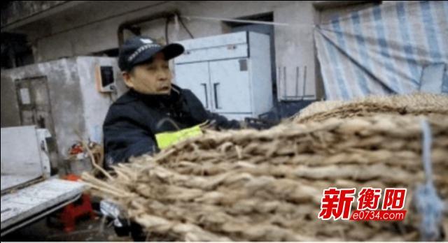 """""""冰临城下"""" 衡阳城管在抗冰除雪中践行最强执行力"""