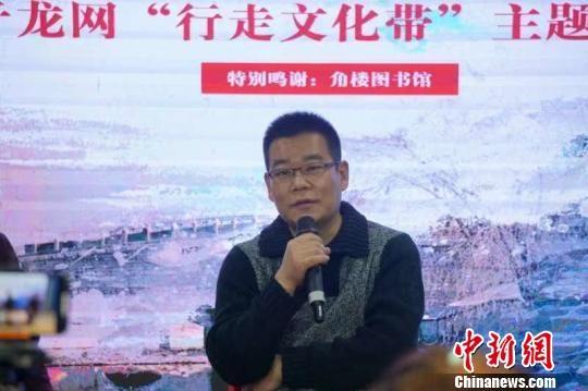 徐则臣:运河一直是我写作重要的背景